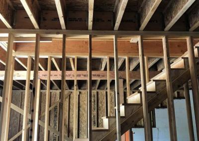 beaver-basement-framing