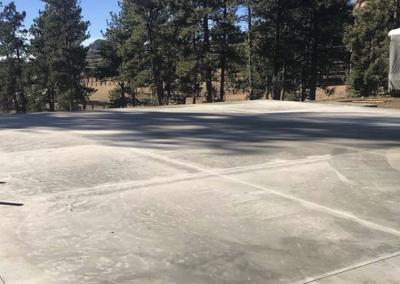ranch-resorts-shell-build-concrete-slab